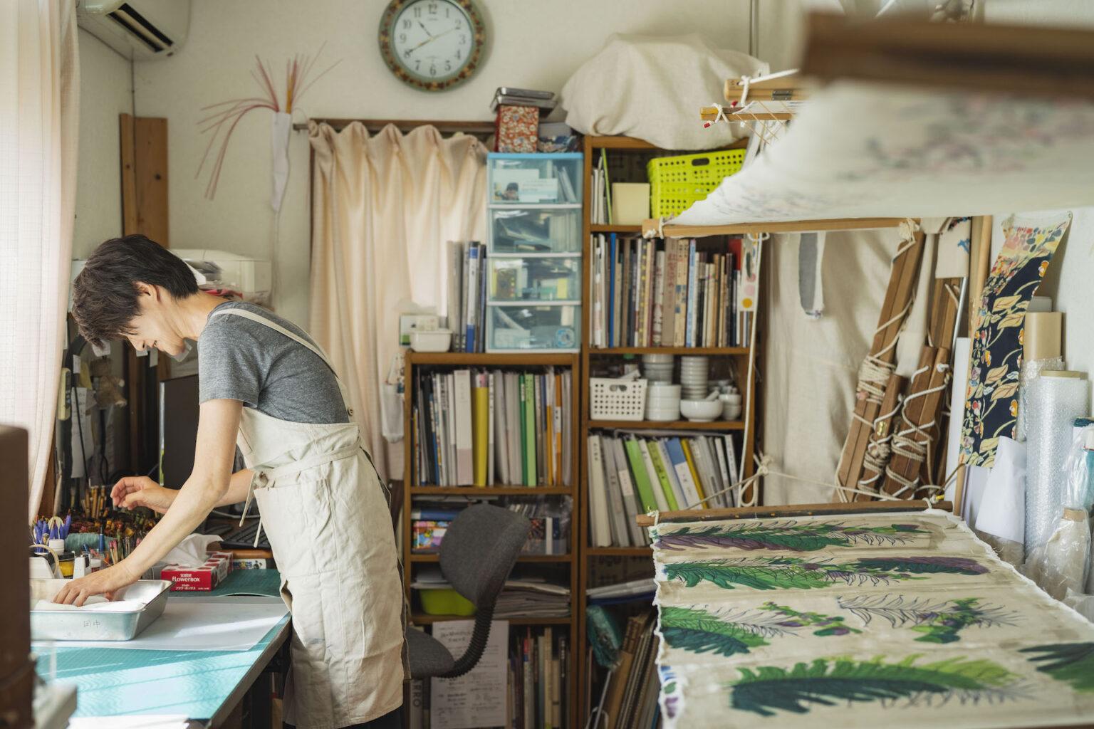 Noriko tanaka workshop