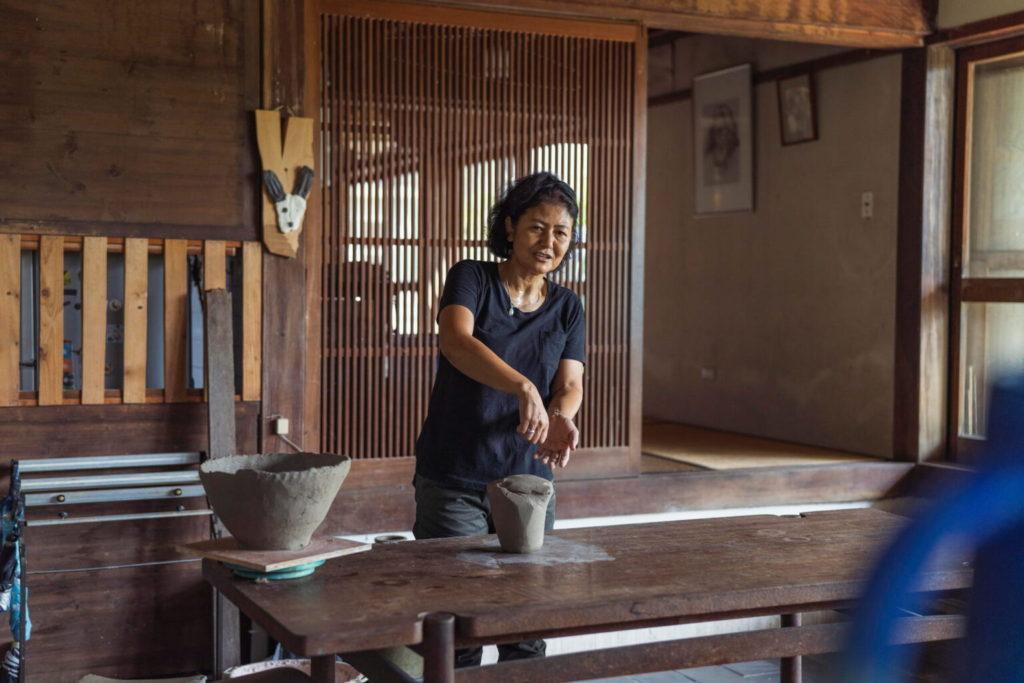 yumiko kinjo
